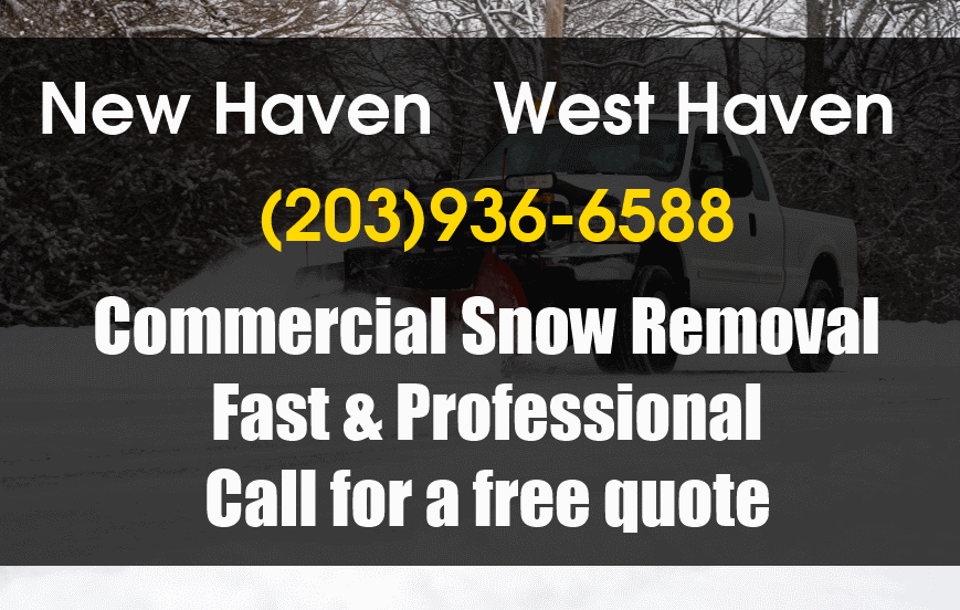 West Haven New Haven Snow Removal2