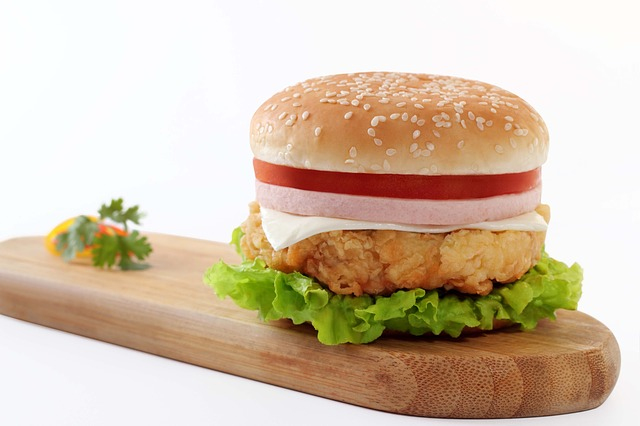 Chicken Sandwich With A Side Of SEO