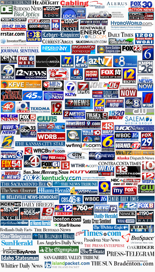 Hundreds of Customers Media Partners