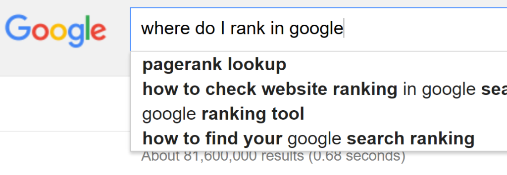 where_do_I_rank_in_google