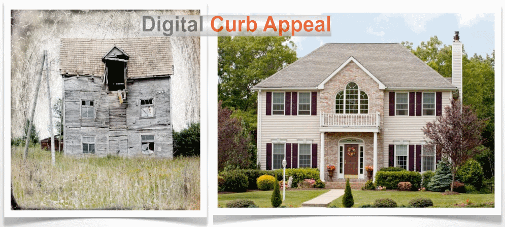 Digital Curb Appeal